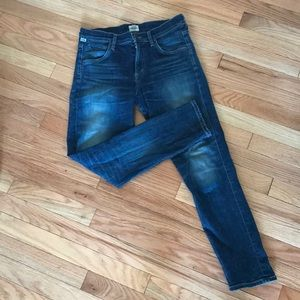 Citizens of Humanity girlfriend jeans